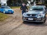 Holden VF Commodore SS-V Redline + HDT VK Group A Review