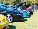 Holden Monaro club of Qld