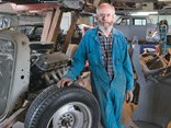 Paul Kelly, custom car builder