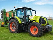 Test: Claas Arion 640