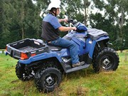 Test: Polaris 570 Ute HD
