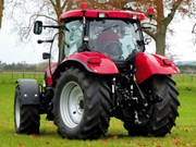 Test: Case IH Maxxum 110 CVT