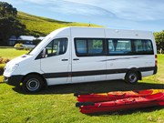 Entry-level camper: Mercedes Benz Sprinter 311 CDI