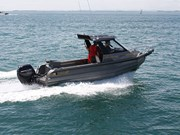 Media release: First All-New for 2014 Stabicraft 2050 Supercab's Hit the Water