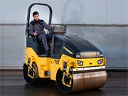 New Bomag asphalt range introduced to Australia