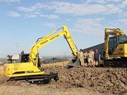 Contractor focus: Dirt Shift Excavations and its two Sumitomo SH130-6 machines