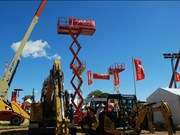 Event: Commonwealth Bank AgQuip Field Days 2014