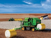 John Deere launches new cotton harvesting line-up