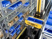 Dematic unveils RapidStore Mini Load