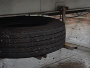 Should you carry spare truck tyres?