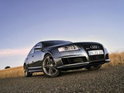Audi RS6 sedan review