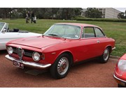 Alfa Romeos converge on Canberra for the Easter weekend