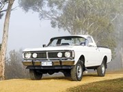 1973 Ford Falcon XY Utility: Aussie 4x4s part 2