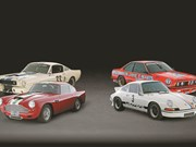 Aston Martin DB4, 1966 Shelby GT350, Porsche 911RS 2.7 & BMW 635CSi Review