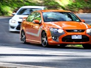 FPV GT supercharged V8 (2011) Review