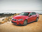 Lexus GS450h Review
