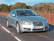 Jaguar XF (2008) Review