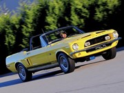 Shelby GT500 KR (1968) Convertible Review