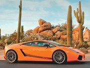 Lamborghini Gallardo Superleggera (2007) Review