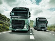 Bjorn Again - Volvo's new FH series launch
