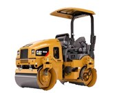 Caterpillar launches B-series utility compactor range