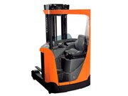 Toyota launches new outdoor reach truck
