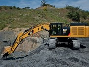 Cat expands E series hydraulic excavator range
