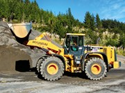 Review: Hyundai HL770-9 wheel loader