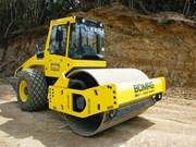 Bomag BW213D roller review