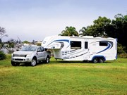 TESTED: SUNLINER FIFTH WHEELER