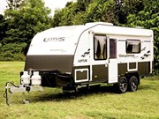 Review: Lotus Trackvan Extreme caravan