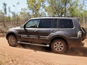 TOW TEST: NW MITUBISHI PAJERO EXCEED DI-D REVIEW