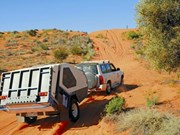 REVIEW: TRACK TRAILER TVAN YULARA