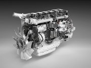 Scania's new SCR-Only Euro 6 Engine