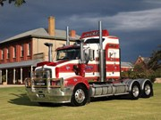 '98 Kenworth T401 produces the goods
