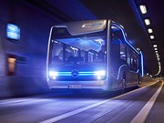 Daimler's self-driving bus