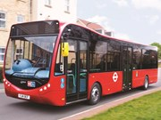 New Optare distributor