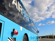 Brisbane Airport goes electric