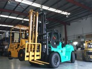 Forklift Review: Mitsubishi Grendia LX FD160AN1