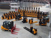 TMHA tops forklift market for seventh year