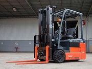 TMHA launches compact 8FBE forklift