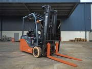 Forklift Review: Toyota 8FBE20 Electric