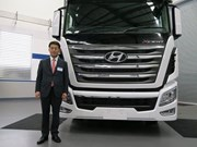 Hyundai trucks return