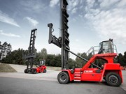 Kalmar launches new empty container handlers