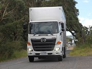 Road test report: Hino's 500 series FM2635 truck