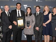 Victorian training award win for Paccar