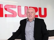 Kerr takes Isuzu fleet sales role