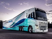 Concepts and Reality: Volvo Fuel Super Truck
