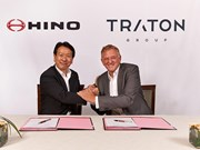 Procurement JV in Hino Traton deal