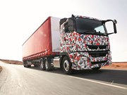 Fuso chases bigger bite of Daimler cherry
